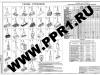 Лист 5. Схемы строповок и таблица масс грузов.
